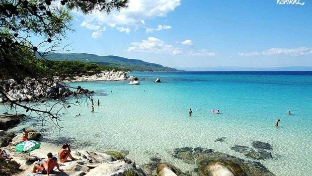 Top 6 plaje in Halkidiki