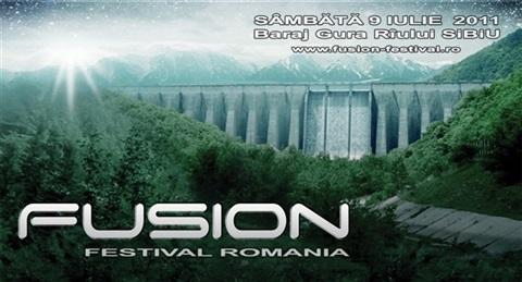 Fusion Festival Romania 2011