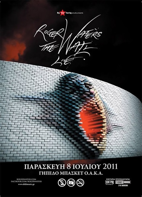 Concert ''The Live Wall'' Roger Waters