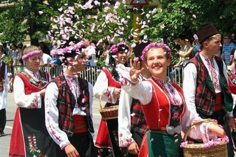 Festivalul  trandafirilor
