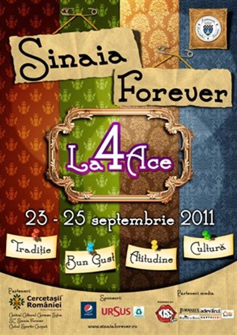 """Festivalul """"Sinaia Forever"""""""