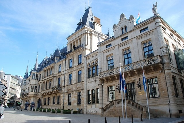 Ducal Palace Luxembourg Informations And Image Galery Near By Hotels