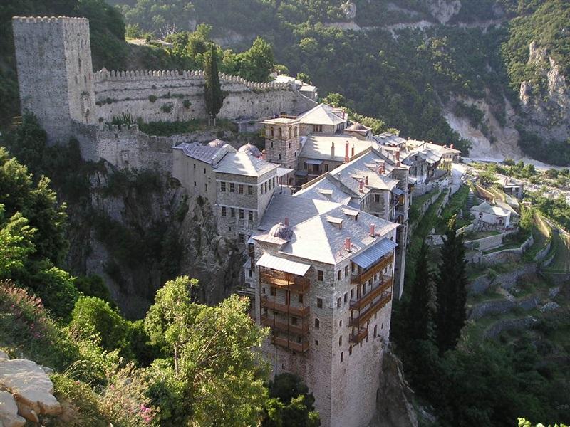 Muntele Athos Halkidiki Informatii Si Galerie Imagini Hoteluri
