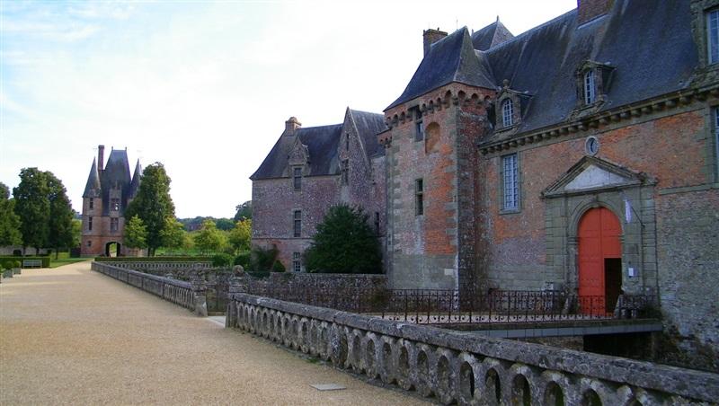 Restaurant Chateau Carrouges