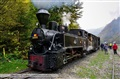 Steam Train from Vaser Valley
