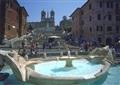 Piata Spaniei (Piazza di Spagna).