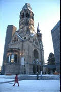 Kaiser-Wilhelm Memorial Church - Berlin