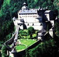 Fortareata din Salzburg - Hohensalzburg