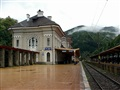 Sinaia train station