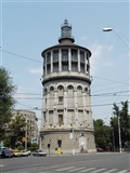 Fire Tower - Bucharest