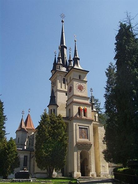 Biserica Sfantul Nicolae Brasov, Transilvania | Informatii si ...