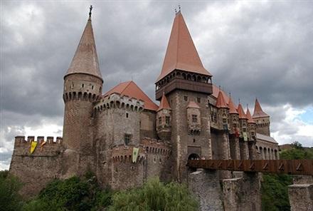 Imagine principala Castelul Corvinilor - Huniazilor - Hunedoara