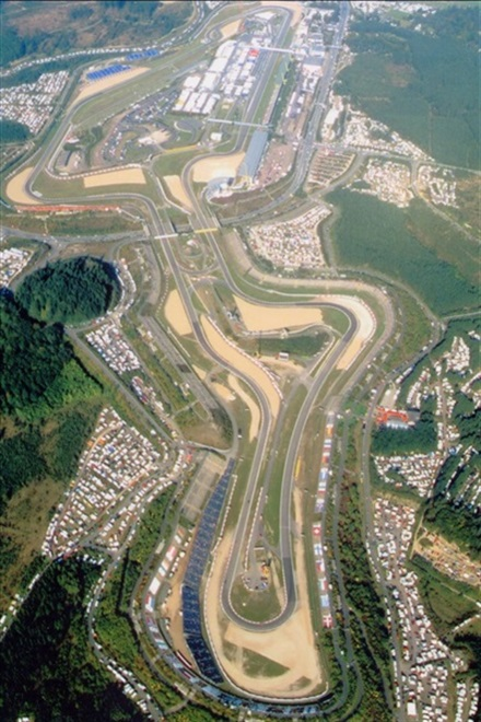 Imagine principala Circuitul Nürburgring