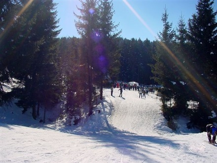 Main image Bran ski slopes