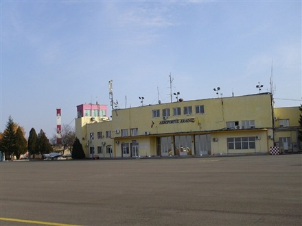 Main image Arad International Airport