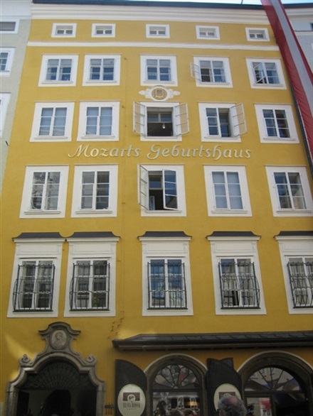 Main image House of Mozart - Salzburg
