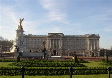 Imagine principala Palatul Buckingham