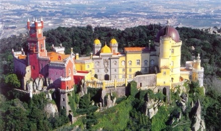Main image Pena Palace and Pena Park