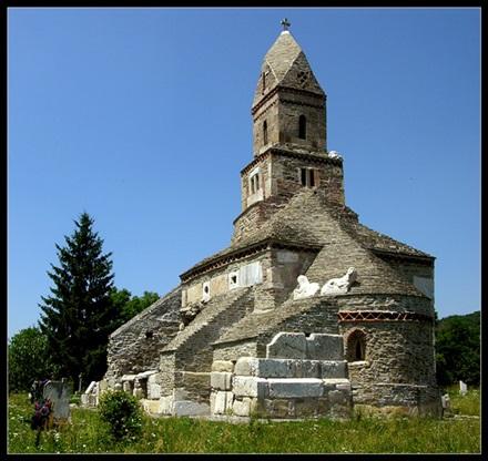 Biserica Sfântul Nicolae Din Densus, Transilvania | Informatii si galerie  imagini, hoteluri in apropiere