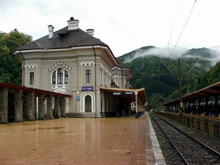 Main image Sinaia train station