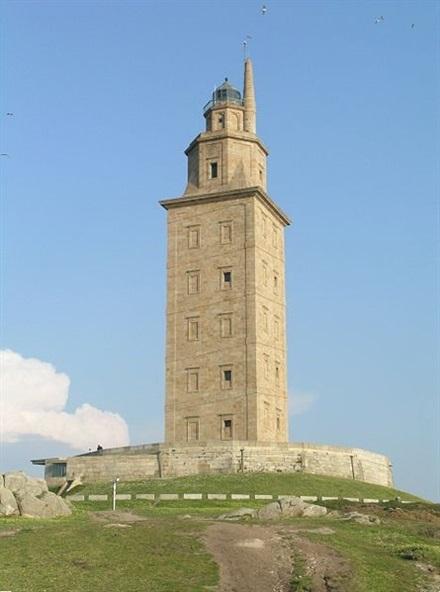 Imagine principala Torre de Hercules