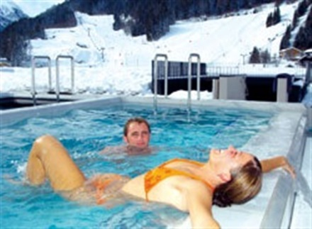 Imagine principala Apele termale Bad Gastein
