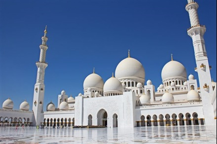 Main image The Great Sheikh Zayed Mosque