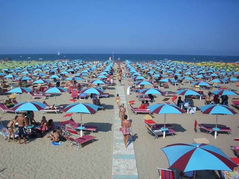 Beach Resorts Near Rimini