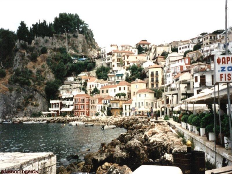Despre Statiunea Parga Grecia Prezentare Imagini Informatii