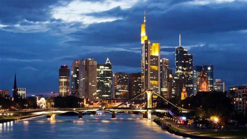 Despre Frankfurt Germania Prezentare Imagini Informatii