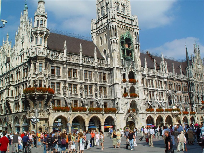 Despre Munchen Germania Prezentare Imagini Informatii