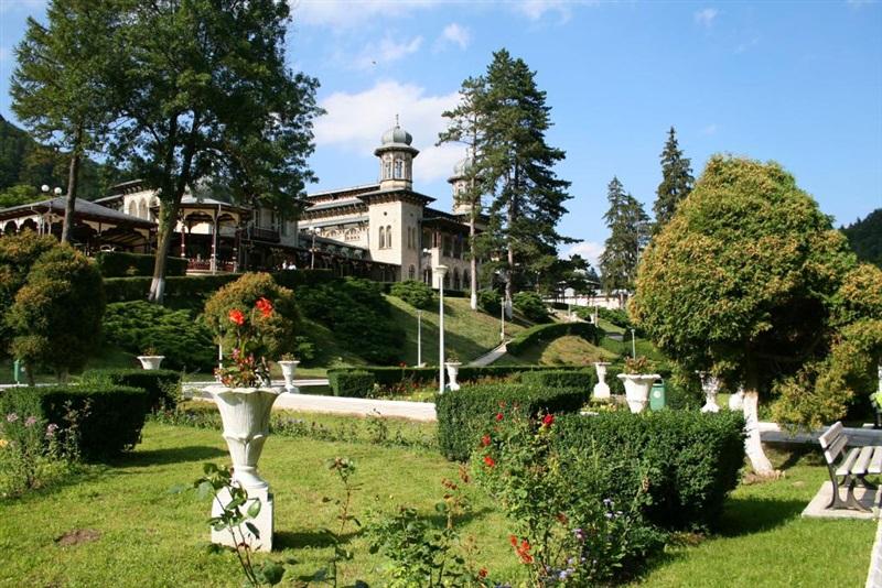 Despre Slanic Moldova Romania Prezentare Imagini Informatii