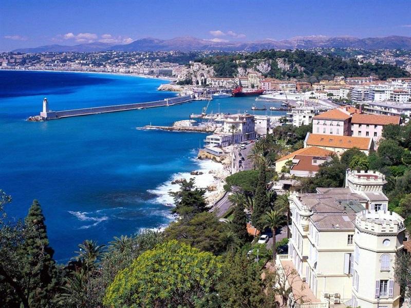 Despre Nice Franta Prezentare Imagini Informatii Turistice Si