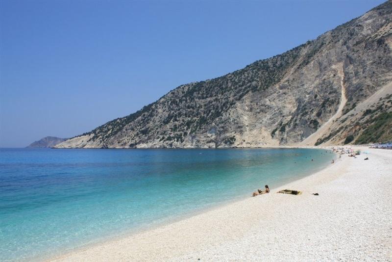 Despre Kefalonia Grecia Prezentare Imagini Informatii
