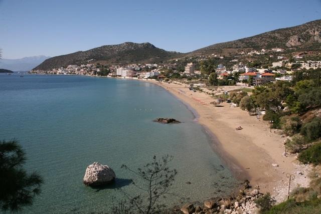 Despre Tolo Peloponnese Grecia Prezentare Imagini Informatii