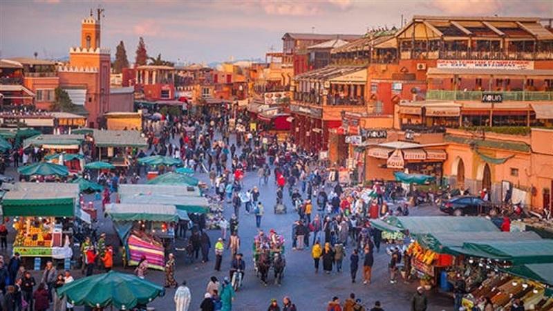 Caut o femeie din Marrakech
