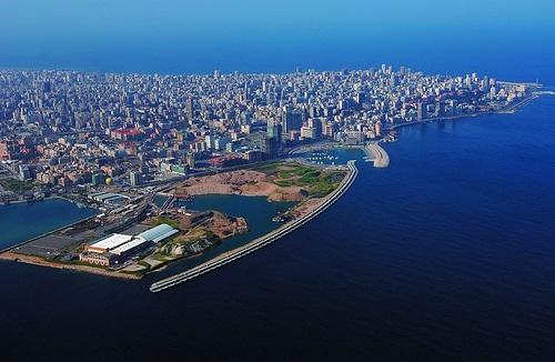 Despre Orasul Beirut Liban Prezentare Imagini Informatii