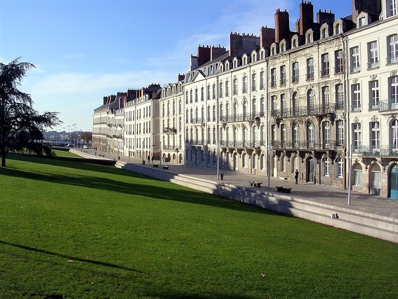 Despre Nantes Franta Prezentare Imagini Informatii Turistice