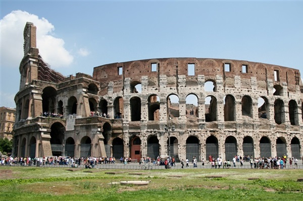 Atractii si obiective turistice din roma for Cu ci na roma