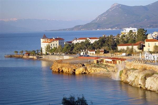 Despre Edipsos Evia Grecia Prezentare Imagini Informatii