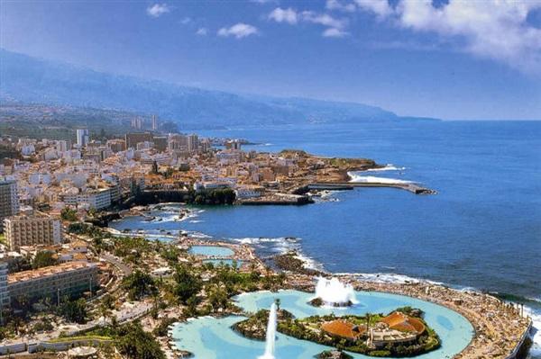 Despre Tenerife Spania Prezentare Imagini Informatii Turistice