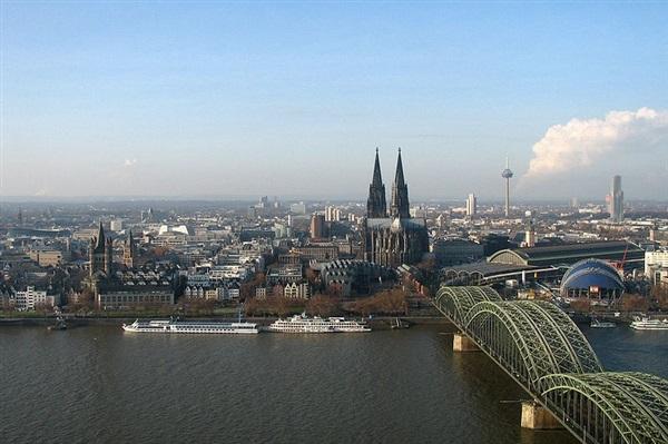 Despre Cologne Koln Germania Prezentare Imagini Informatii