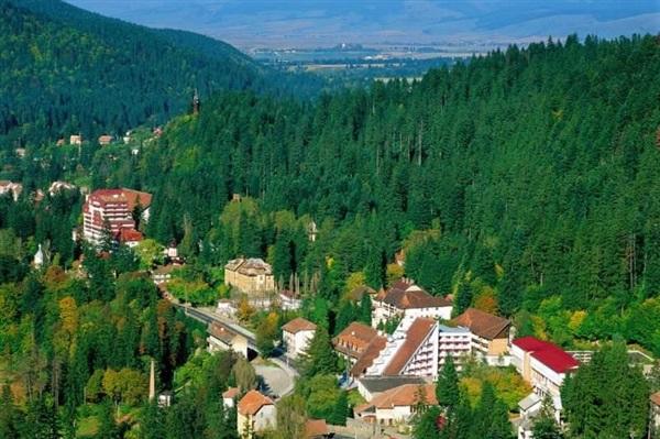 Despre Baile Tusnad Romania Prezentare Imagini Informatii