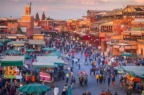 Imagine principala Marrakech