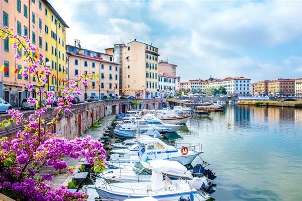 Despre Livorno Italia Prezentare Imagini Informatii Turistice
