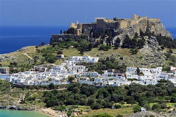 Despre Statiunea Rodos Grecia Prezentare Imagini Informatii