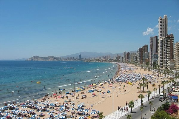 Imagine principala Benidorm