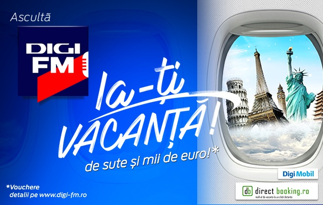 Concurs Direct Booking & Digi FM