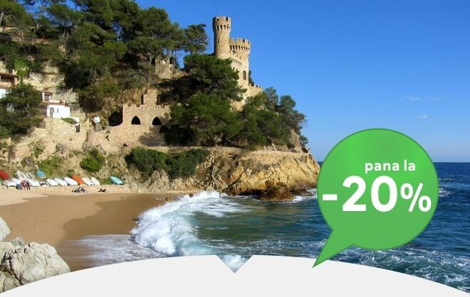 EARLY BOOKING COSTA BRAVA 2017