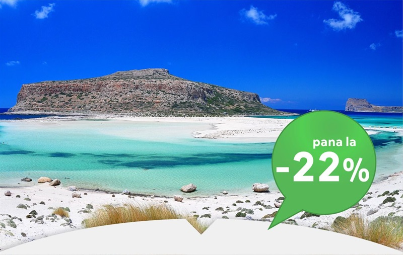 EARLY BOOKING CRETA ISLAND